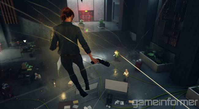 How Control's Gameplay Differs From Past Remedy Games