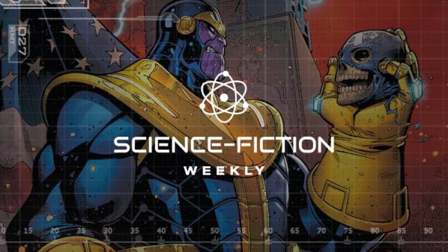 Science-Fiction Weekly – The Avengers: Endgame Theories
