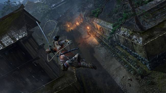 I Like Sekiro: Shadows Die Twice More Than Soulsborne (For Now)