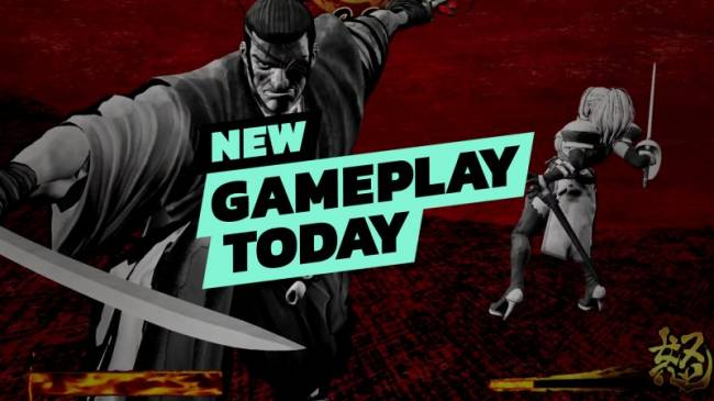 New Gameplay Today – Samurai Shodown