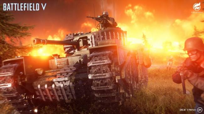 Battlefield V's Firestorm Is A Serviceable, But Not Special Battle Royale