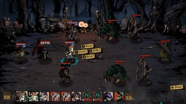 Hands-On With Tactical RPG Mistover