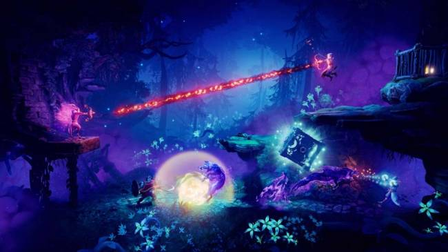 Trine 4: The Nightmare Prince Gets Gameplay Trailer & Release Details