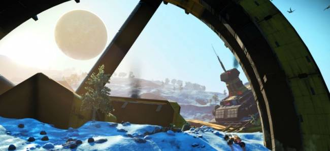 Hello Games Announces No Man's Sky Online As An Update
