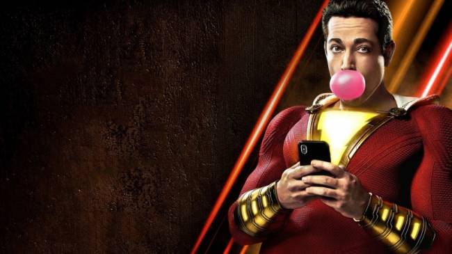 New Shazam Trailer Shows A Hero In Training
