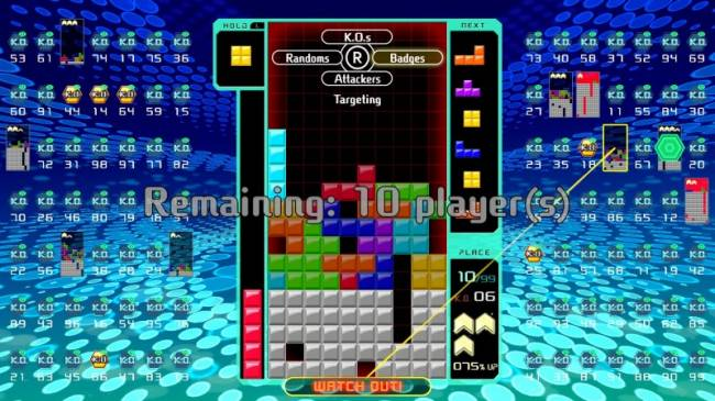 Tetris 99 Weekend Event Gives Top 999 Winners $10 In Eshop Credit