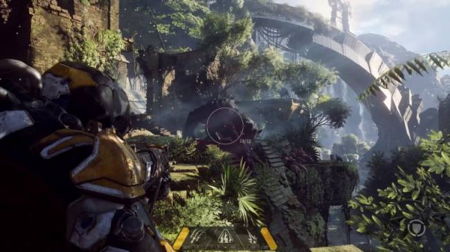 Anthem's Default Rifle May Be The Game's Best Gun, And That's A Problem