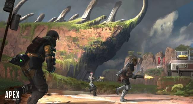 Apex Legends Art Team Releases Lots Of Concept Art
