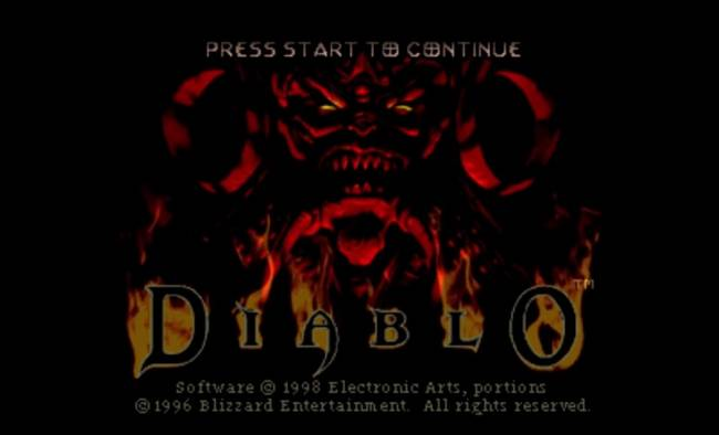 Blizzard's Original Diablo Is Available On GOG's Storefront