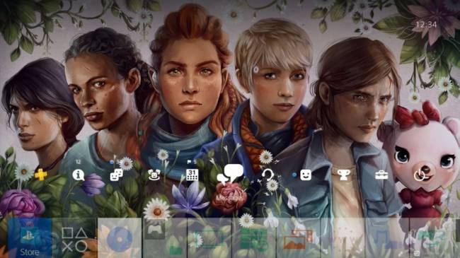 Get A Free International Women's Day Theme On PS4