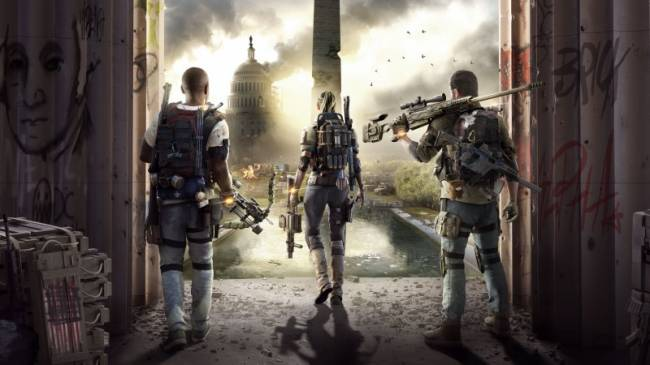 The Division 2 Will Have A 90 GB Patch On PlayStation 4, Double The Size Of Other Versions