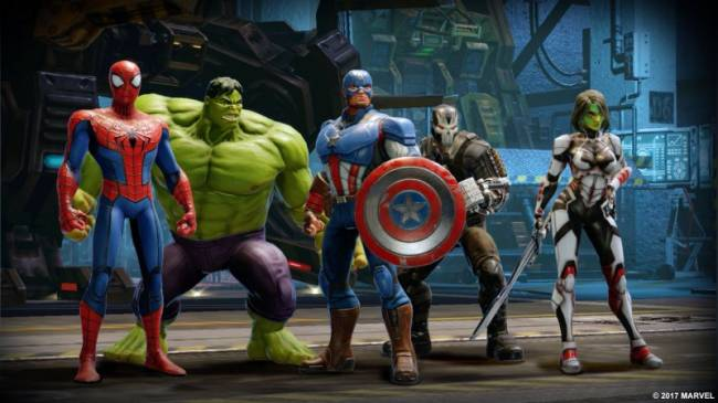 Marvel Strike Force Adding Captain Marvel Later This Month To Celebrate First Anniversary