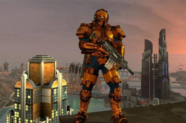 Crackdown 2 Is Now Free On Xbox One