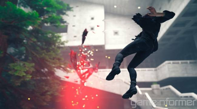 Remedy's Control Releases This Summer