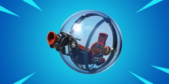 Fortnite Is Adding New Hamster Ball Vehicles