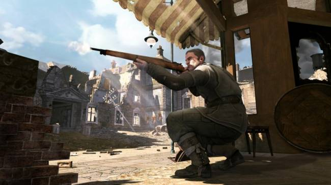 A New Sniper Elite And A Remaster Of Sniper Elite V2 Are On The Way