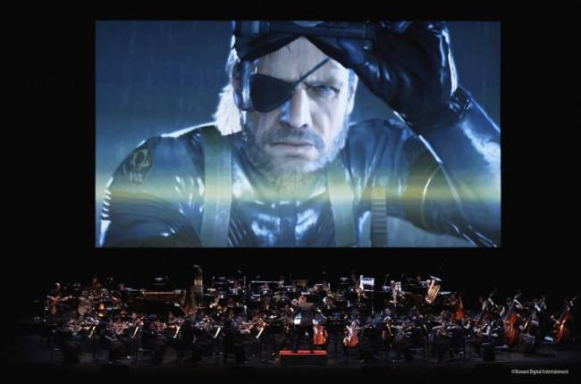 Metal Gear Music Concert Coming To The US This Spring