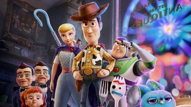 Toy Story 4's Trailer Asks