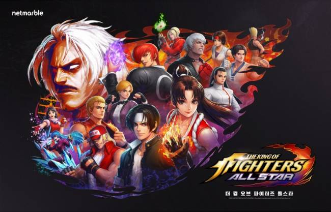 King Of Fighters Allstar Makes Its Way West In 2019