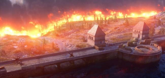 Take A Three-Minute Tour Of Battlefield V's Battle Royale Mode