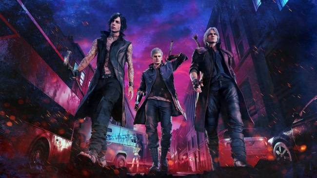 Devil May Cry 5 Ships Over Two Million Copies In Two Weeks