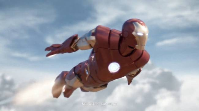 Iron Man VR Announced For PlayStation VR
