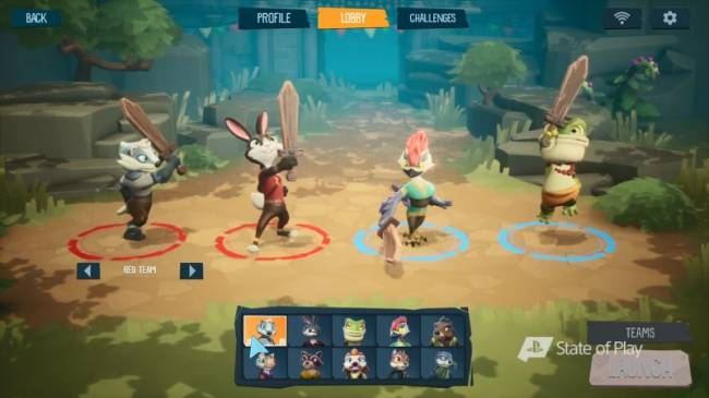Ready Set Heroes Launches Later This Year For PlayStation