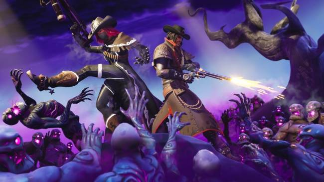 Fortnite's 8.20 Patch Turns The Floor To Lava