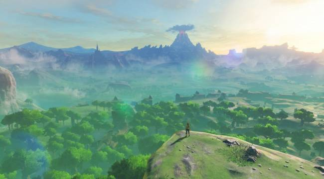 Monolith Soft Hiring For New Legend Of Zelda Project
