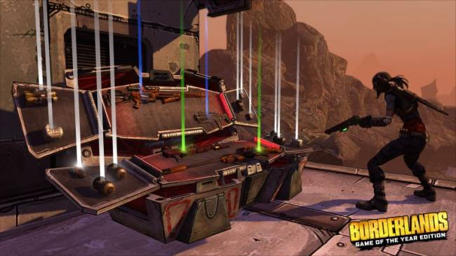 A Remaster Of The Original Borderlands Is Hitting Consoles And PC Next Week