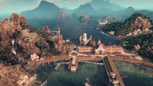 Anno 1800 Is The Latest Ubisoft Game To Switch To Epic's Store