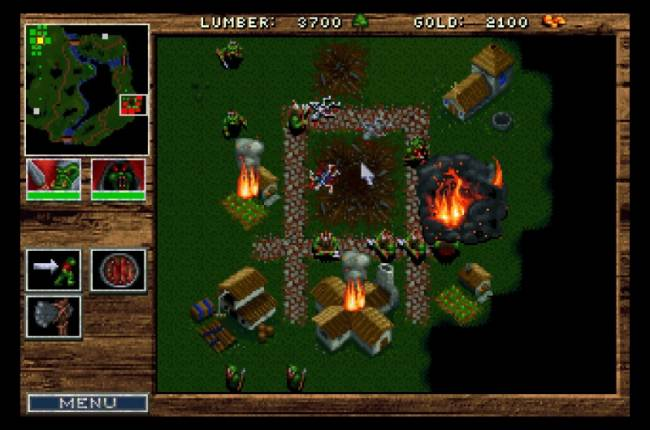 Warcraft I & II Now Available On GOG