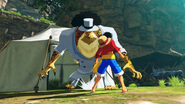 Photo Mode, New Side Missions, And More Coming To One Piece: World Seeker In April