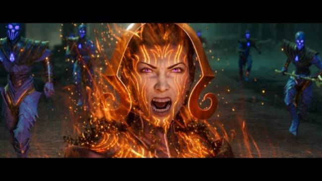 Magic: The Gathering's War of the Spark Kicks Off With A Cool New Trailer