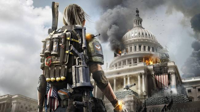 The Division 2 makes its debut at the top of the UK Charts