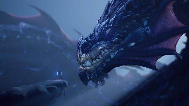 Smite introduces a new god, and he's a humongous snake