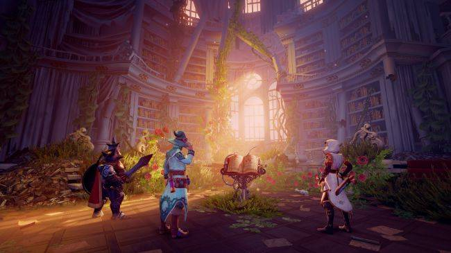 Trine 4 ditches 3D and is due out this year