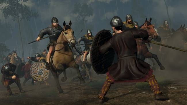 A new Total War Saga is in development
