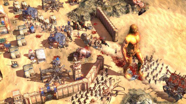 Conan Unconquered video gives us a first look at the survival RTS
