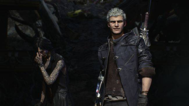 Devil May Cry 5 cutscenes can be replaced with charming live action rehearsals