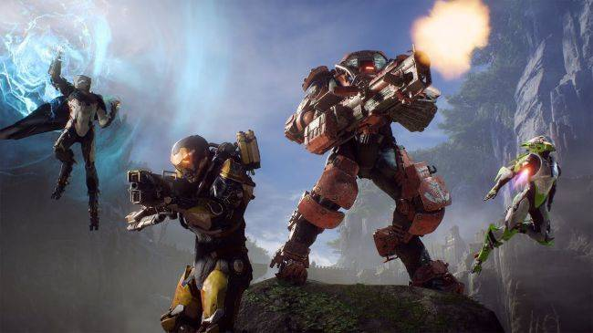 Players discover that Anthem's starter rifle is more powerful than everything else