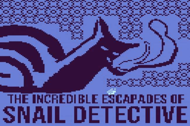 Snail Detective is a free murder mystery that doesn't skimp on the detective work