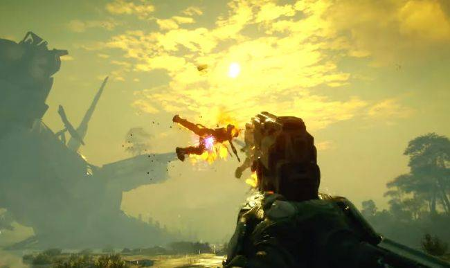 Rage 2 shows off its combo system in a very loud trailer