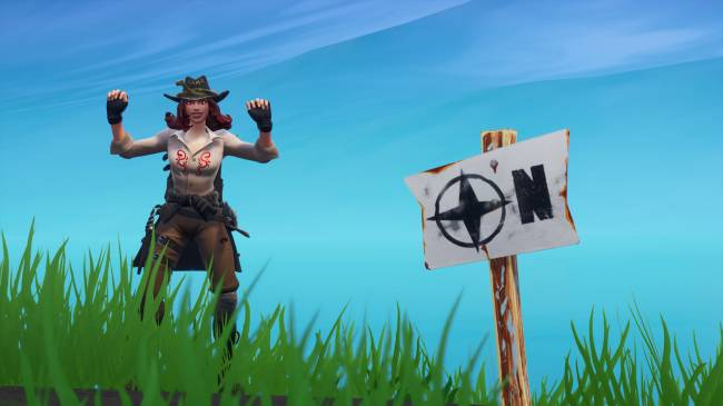 How to complete Fortnite's 'North, South, East, and West' challenge