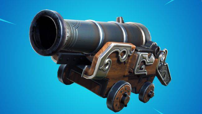 Where to find Fortnite's pirate cannons