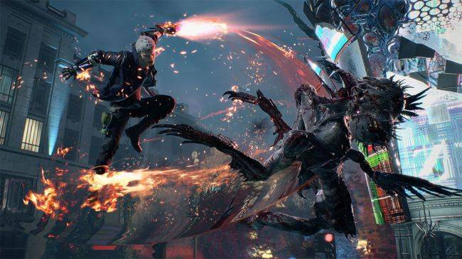 Devil May Cry 5 is Capcom's second biggest PC launch ever