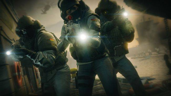 Rainbow Six Siege's next operator will be invisible to cameras, leak suggests