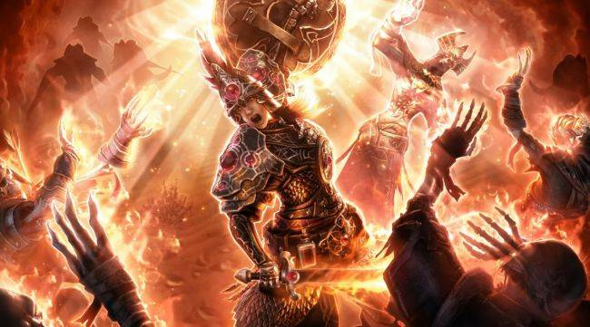 Grim Dawn's Forgotten Gods expansion gets release date