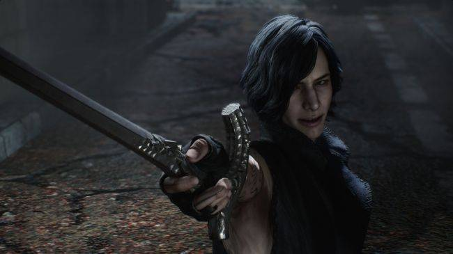 Watch Devil May Cry 5 players pulling off wild, 100-hit combos