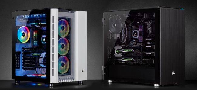 Corsair launches a couple of premium mid-tower cases starting at $200